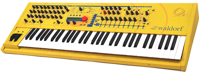 Waldorf Q synthesizer